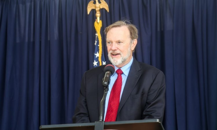 Tibor P. Nagy, Jr. Assistant Secretary, Bureau of African Affairs